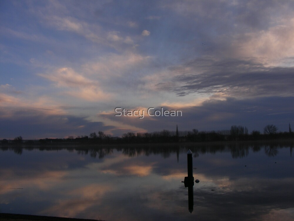 Color in the Sky2 by Stacy Colean