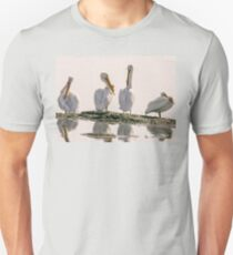 The Four Stooges Unisex T-Shirt