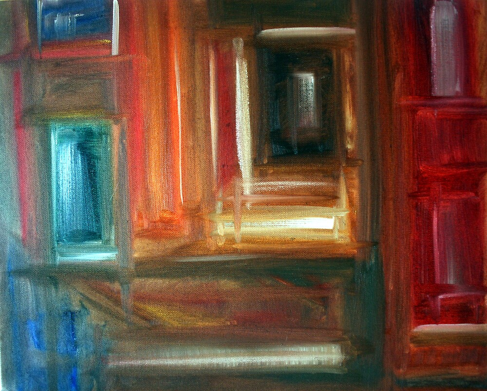 Doors by Ian Malcolm