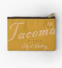 Tacoma, WA Zipper Pouch
