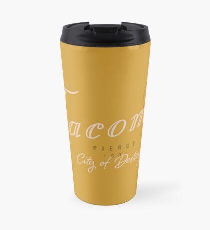 Tacoma, WA Travel Mug