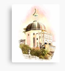 Portmeirion village Canvas Print