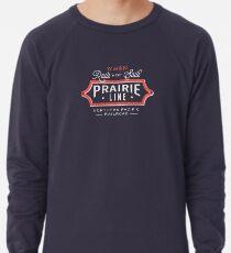 Ride the Prairie Line Lightweight Sweatshirt