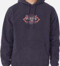 Ride the Prairie Line Pullover Hoodie