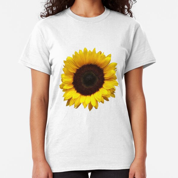 Cute Sunflower T Shirts Redbubble