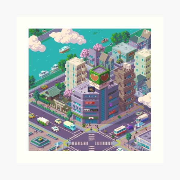Mondo - 1 Art Print