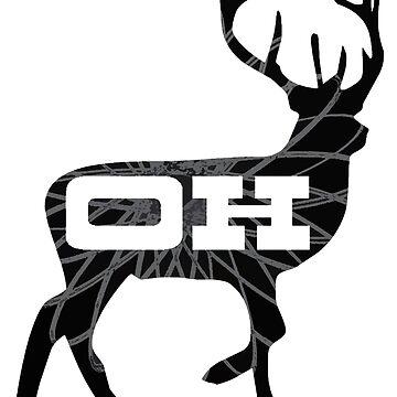 Oh Deer by aloudercharm