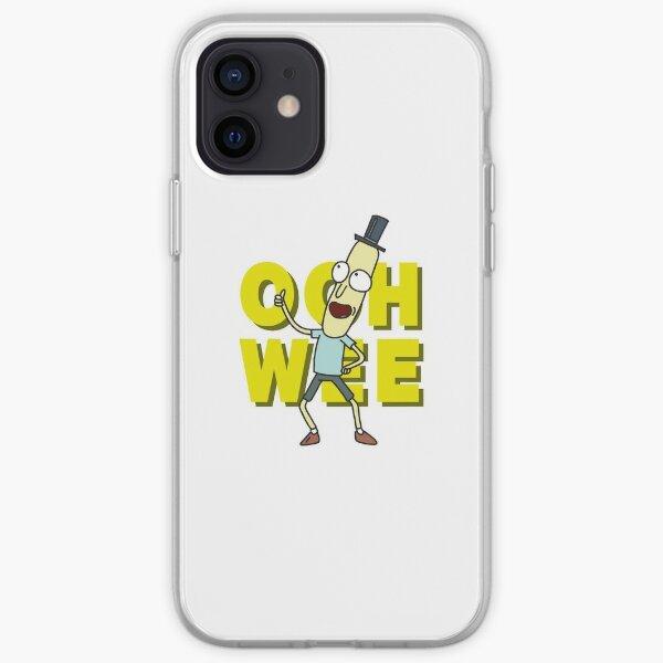Mr. Poopybutthole iPhone Soft Case
