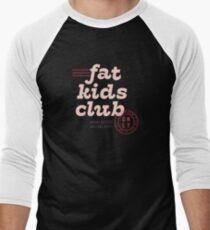 Fat Kids Club Baseball ¾ Sleeve T-Shirt