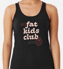 Fat Kids Club Racerback Tank Top