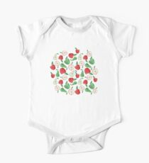 Fruity Apples and Pears One Piece - Short Sleeve