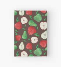 Fruity Apples and Pears Hardcover Journal
