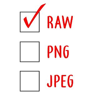 PHOTOGRAPHER - RAW PNG JPEG by ElectricJoe