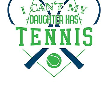 Tennis Dad Gift Funny Father's Day Player Gifts Practice by ViviLane