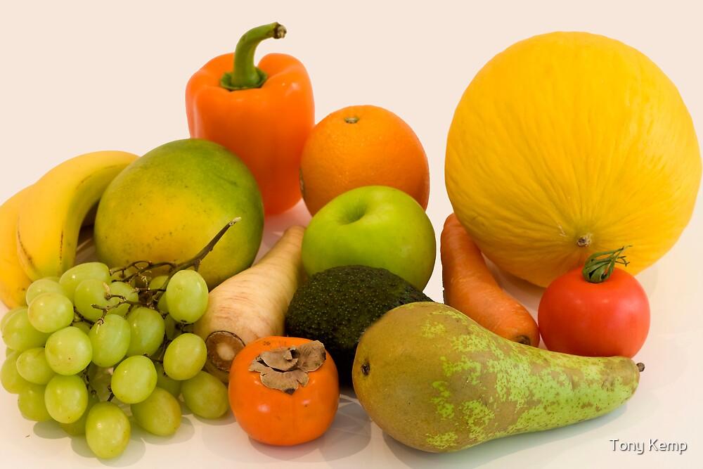 Fruit and Veg by Tony Kemp