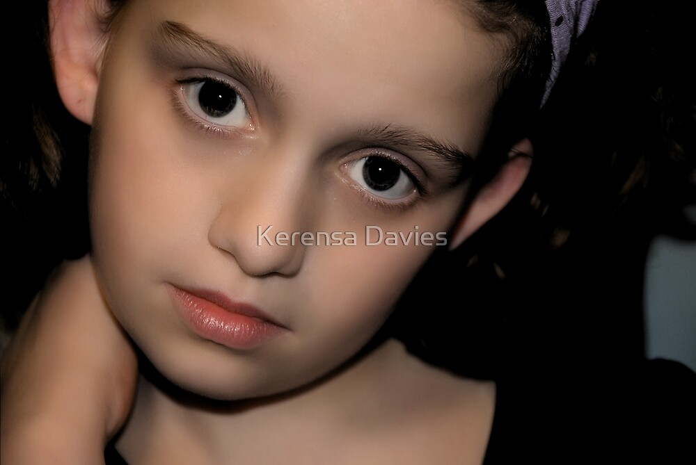 Thoughtful by Kerensa Davies
