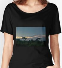 Mt Kilimanjaro Women's Relaxed Fit T-Shirt