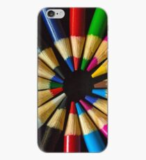 Coloured Wheel iPhone Case