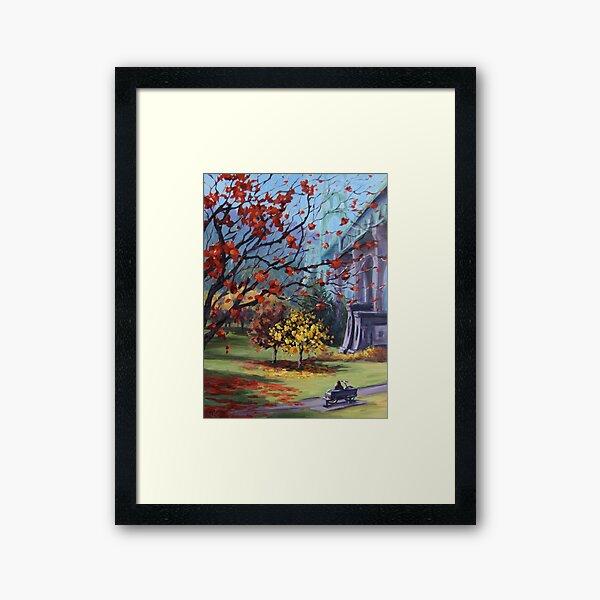 In the Rainbow Framed Art Print