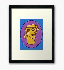 Herc Framed Print
