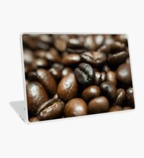 Coffee Bean Close-up Laptop Skin