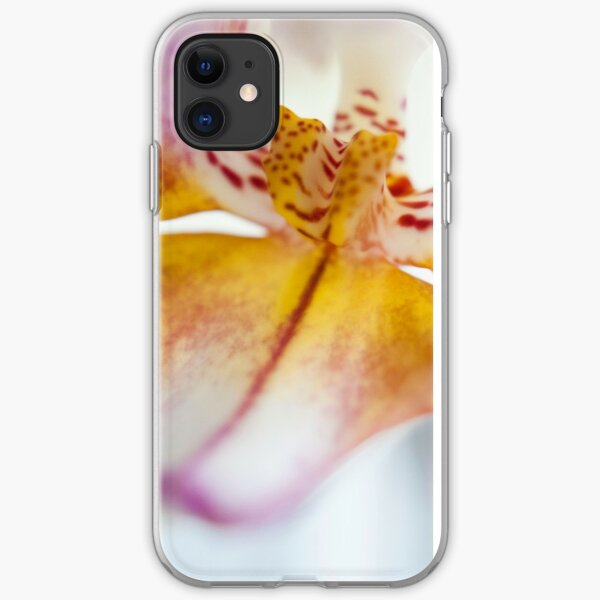 Orchid Petal iPhone Soft Case
