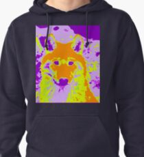 Not So Big Bad Wolf Pullover Hoodie