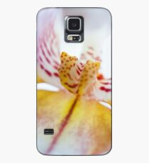 Spotted Orchid Case/Skin for Samsung Galaxy