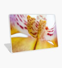 Spotted Orchid Laptop Skin