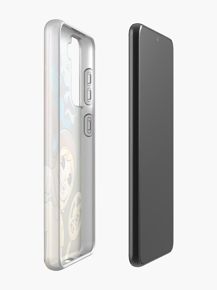 Alternate view of Ohmworld-Cover to Have I Got A Story for You! Case & Skin for Samsung Galaxy
