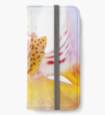 Spotted Orchid's Center iPhone Wallet/Case/Skin