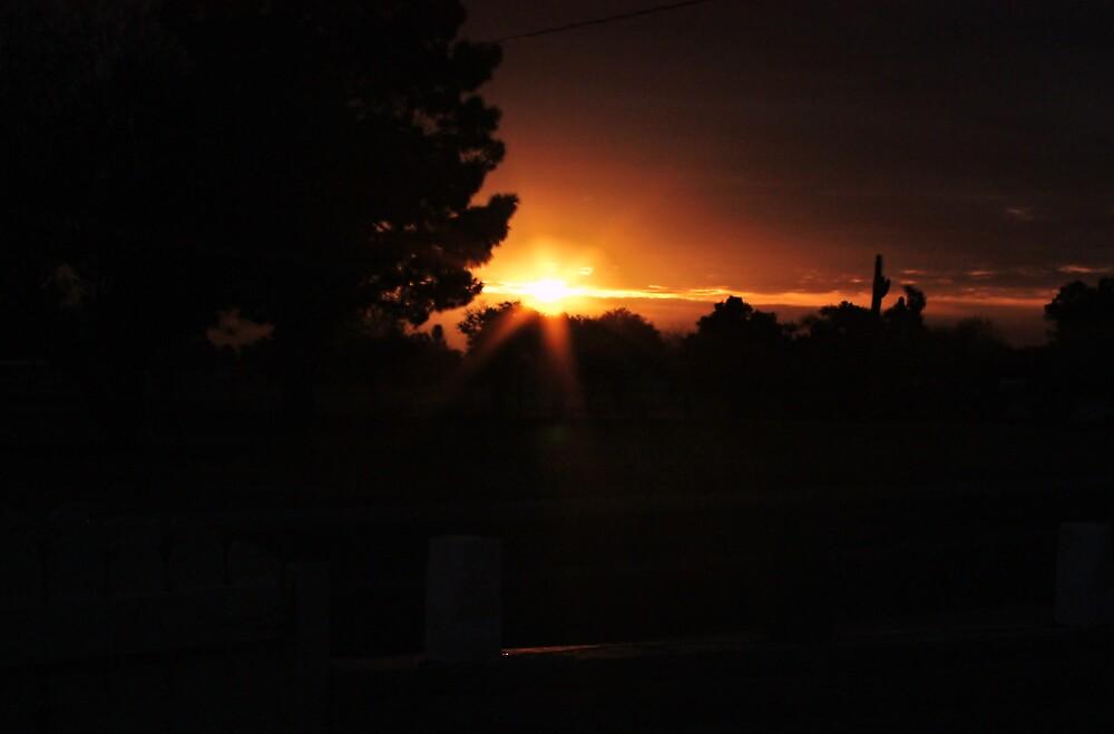 DESSERT SUN by Spiritinme