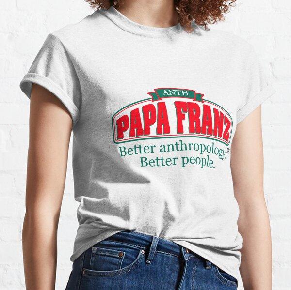 Papa Franz Camiseta clásica