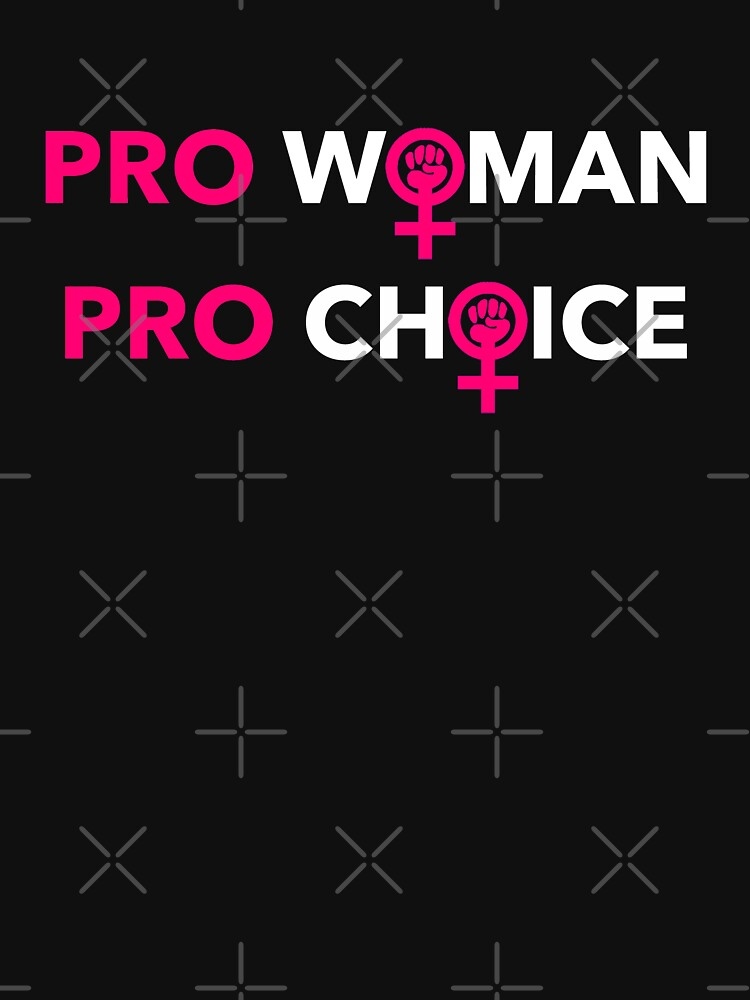 Pro Woman Pro Choice - Damen Power Faust von Thelittlelord