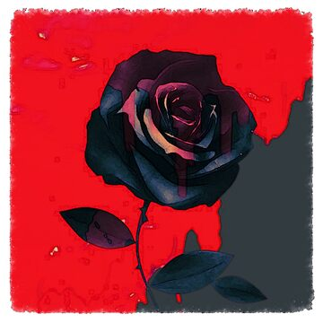 black rose red pain by mysteriosupafan