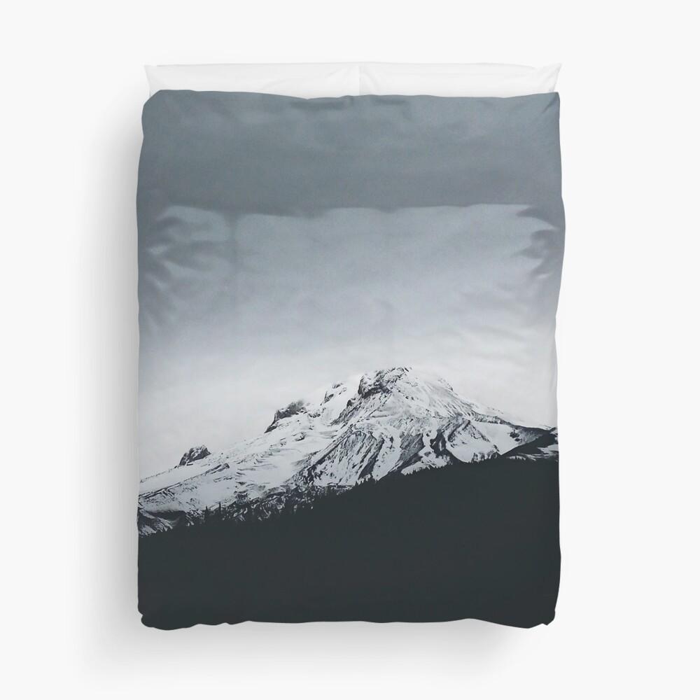Mt. Hood Oregon Duvet Cover