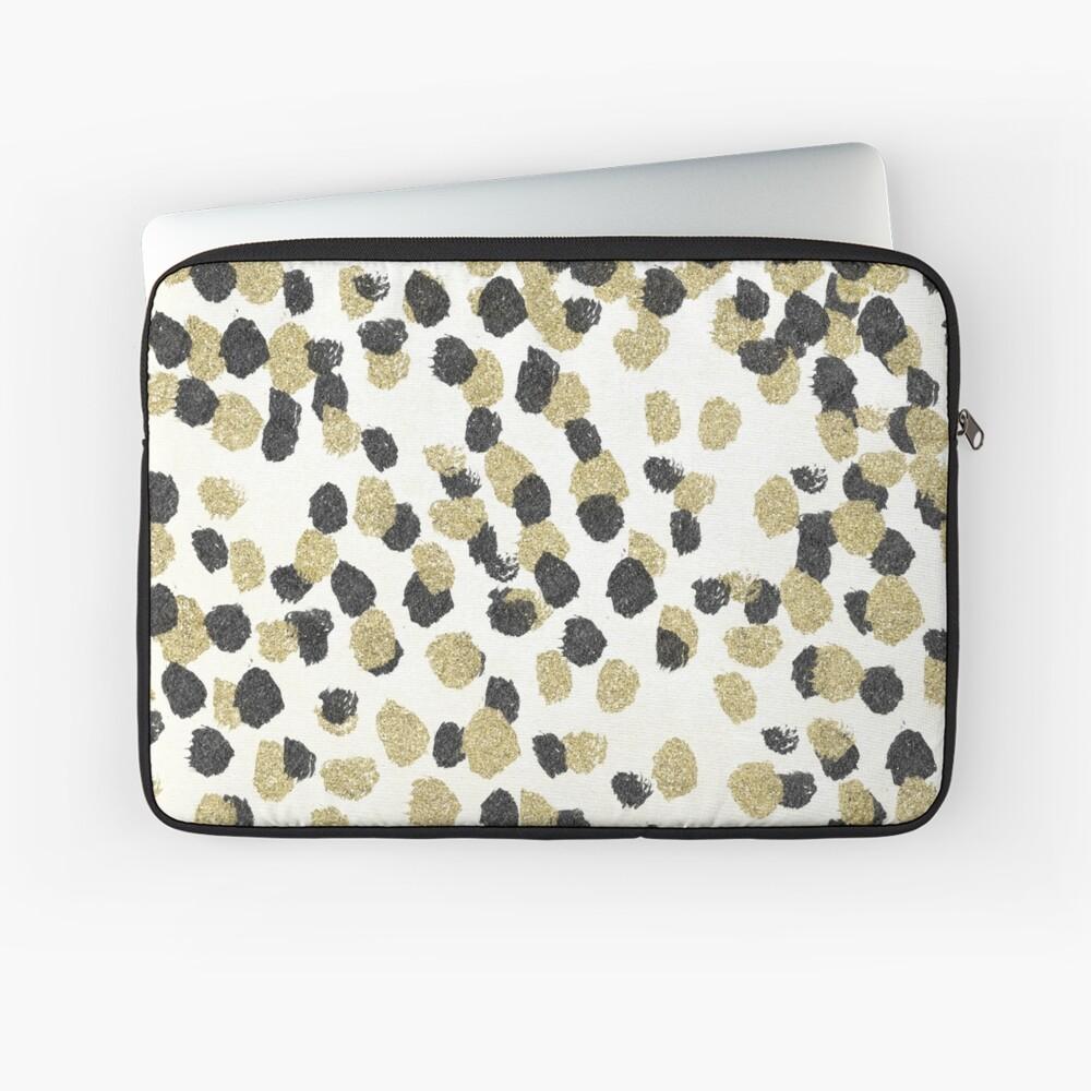 Leopard Glamour Laptoptasche