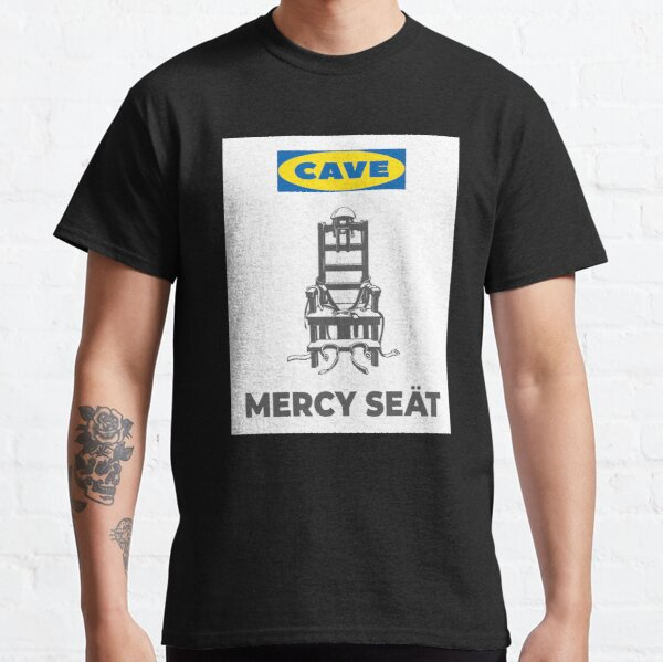 Nick Cave - The Mercy Seat Parody Classic T-Shirt
