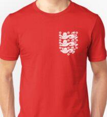 England Football Three Lions Unisex T-Shirt
