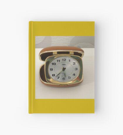 Tick oder nicht Tick? Vintage Reiseuhr Notizbuch