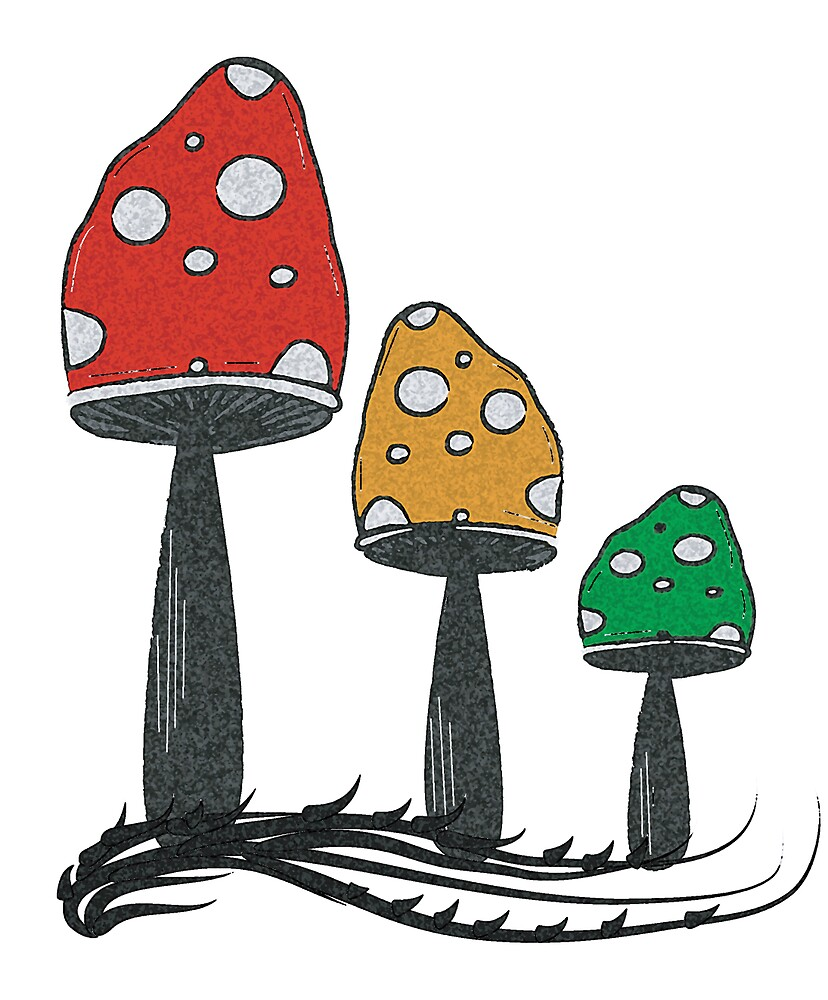 Alice's Mushroom by Sirrom