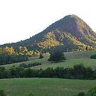 Mount Coxcombe by Graham Mewburn