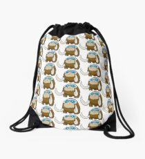 Mamoswine Drawstring Bag