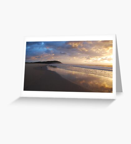 New Day at Crowdy Greeting Card