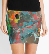 Peep Hole Mini Skirt