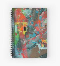 Peep Hole Spiral Notebook