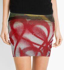 Filagree Mini Skirt
