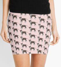 Funny Bully - Bullterrier - Bull Terrier - Dog - Dogs - Gift - Comic Mini Skirt