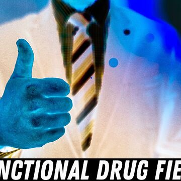 Functional Drug Fiend by Downerz