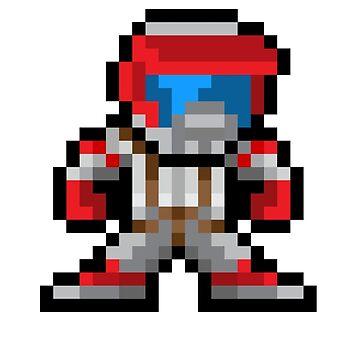 PixelTrakker by justinglen75